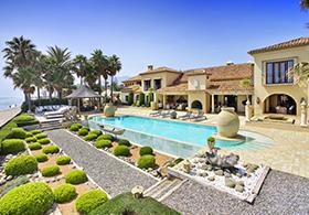 Front Line Beach Villas